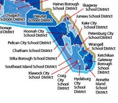 Southeast Alaska has 17 school districts. Ten have or are getting new superintendents. (Courtesy Alaska Association of School Administrators)
