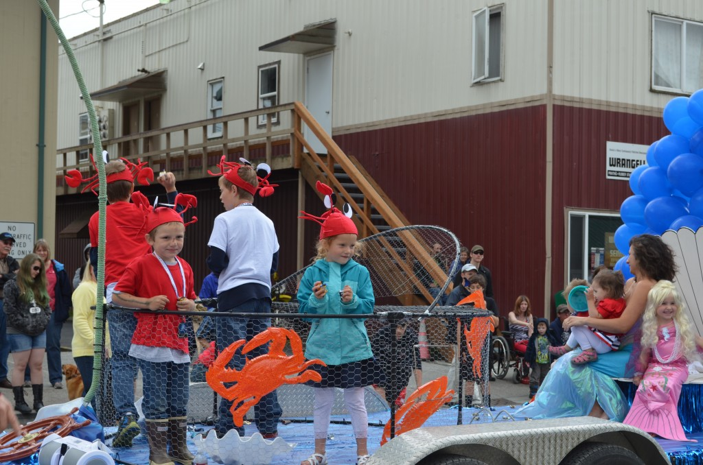 Wrangell's Fourth of July parade