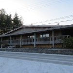 The former Old Sourdough Lodge will become a assisted living facility (Aaron Bolton, KSTK News)
