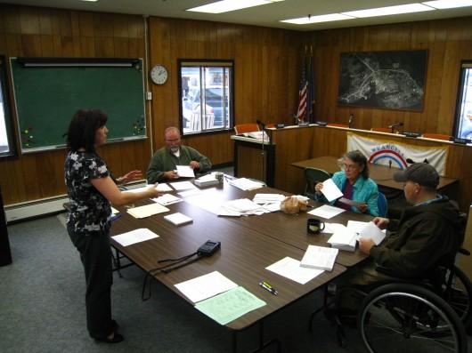 McConachie is Wrangell's new mayor