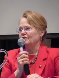 Wrangell Rep. Peggy Wilson is retiring from the Legislature. (EdSchoenfeld/CoastAlaska News)