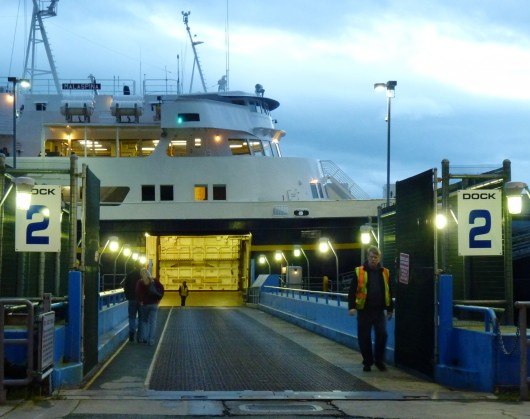 Special sailing celebrates ferry system's 50th anniversary