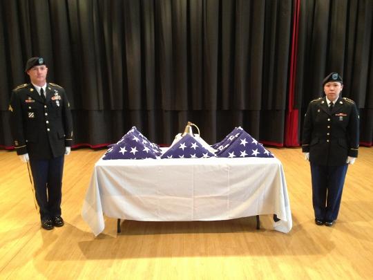Alaska Territorial Guard honored at memorial service