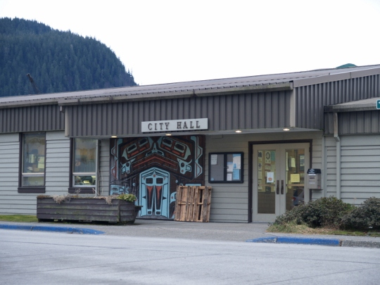 Trial set for a Wrangell man's unlikely case against city hall