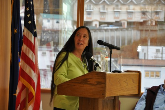 Educator makes case for Native spirituality