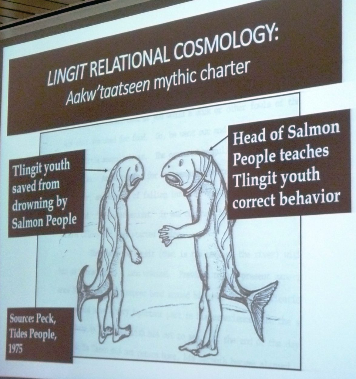 Anthropologist discusses Tlingit spirituality