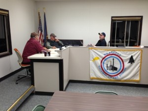 Members of the Port Commission - Photo by Shady Grove Oliver/KSTK