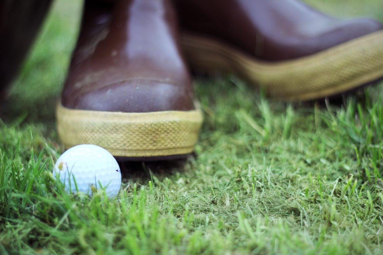 Golf For Radio!