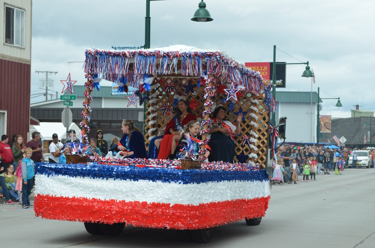 Looking back at Wrangell's July Fourth celebration