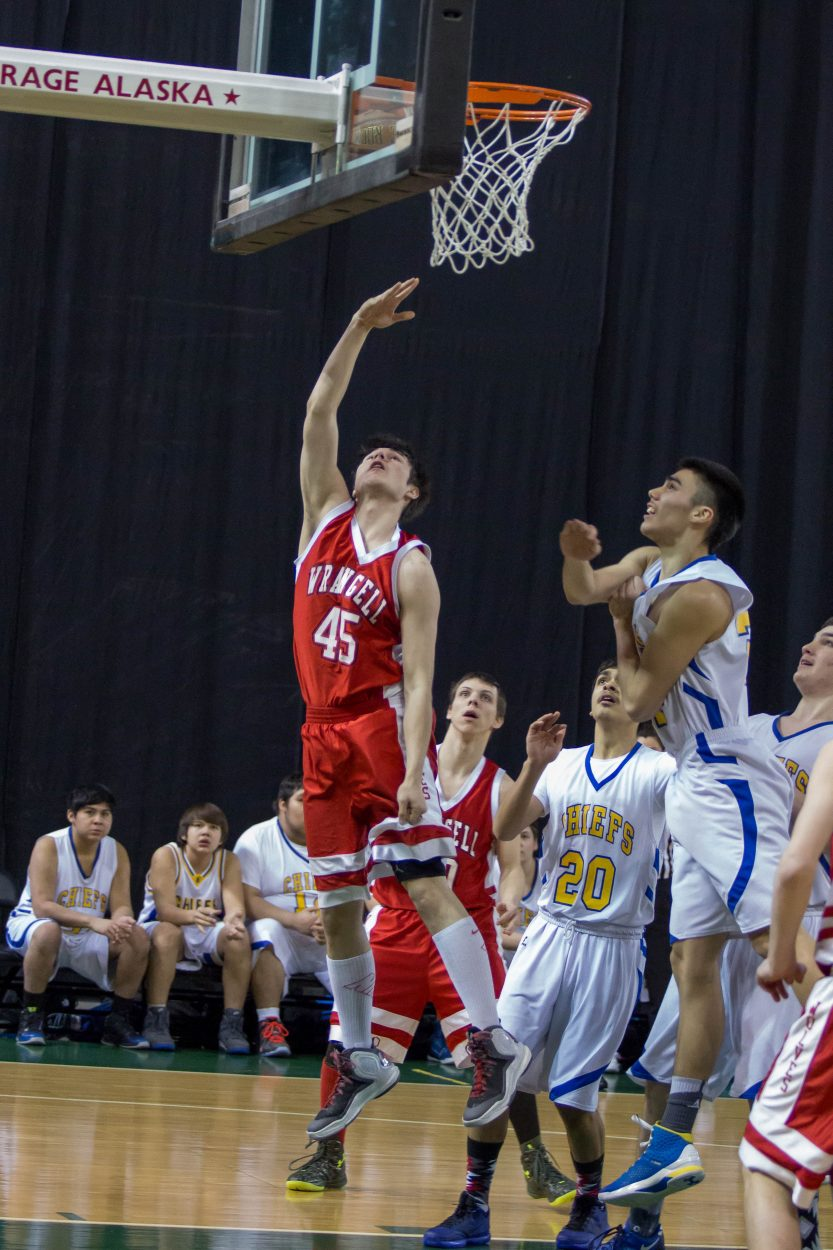 Wolves take fourth place at 2A state basketball tournament