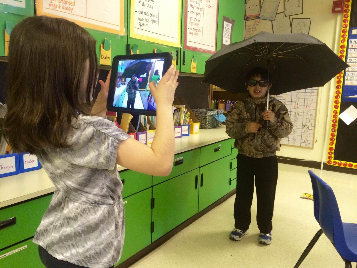 Ipads In Elementary Schools Wrangell teache...