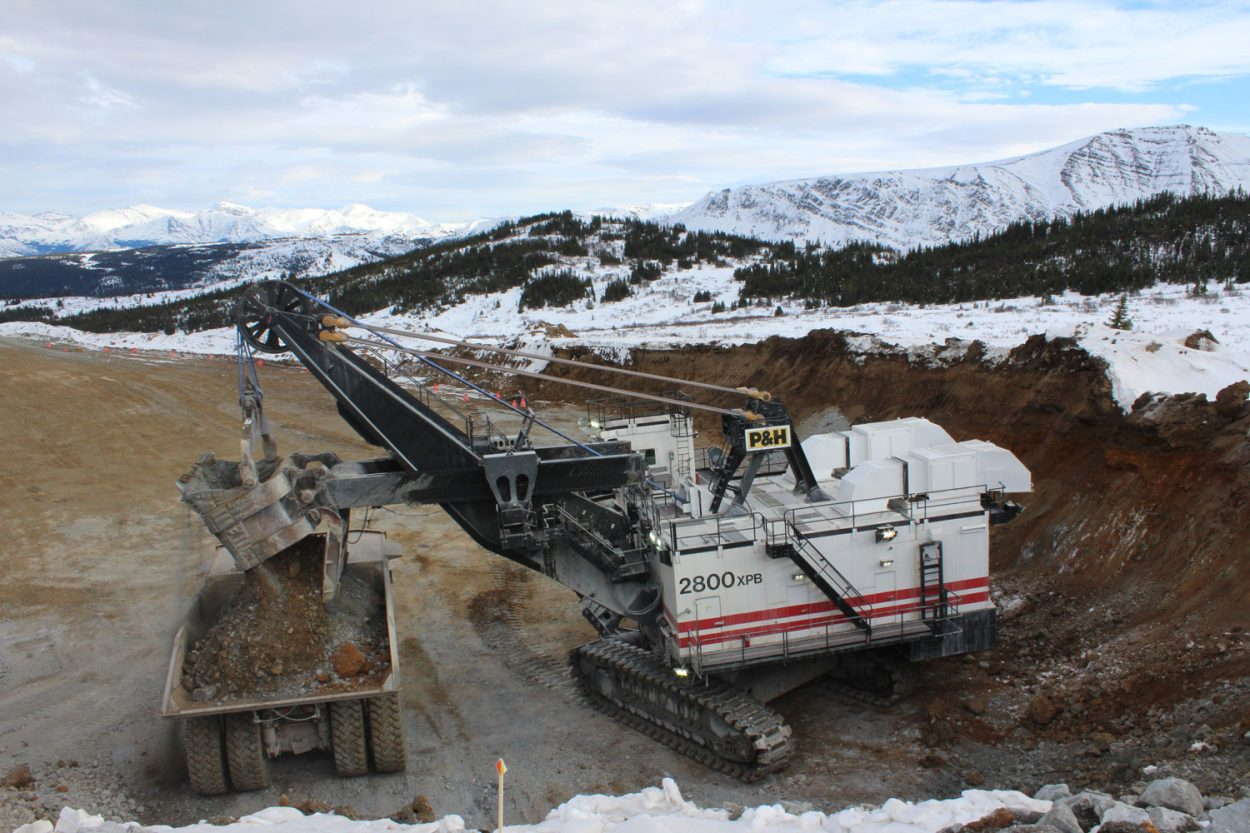 Red Chris Mine waits for final permit