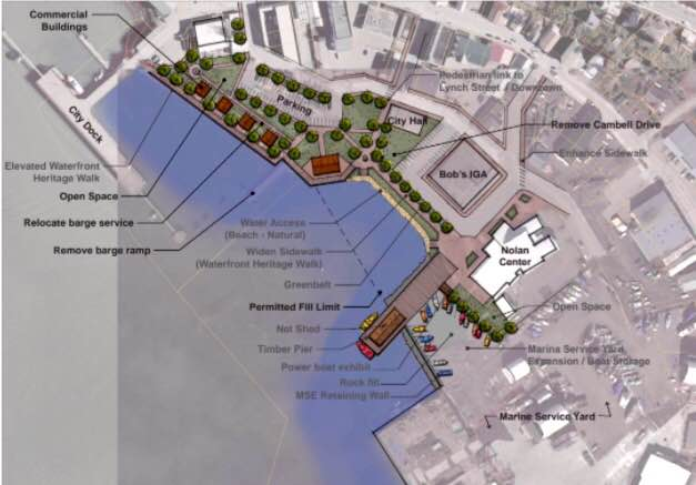 Borough Assembly approves waterfront master plan
