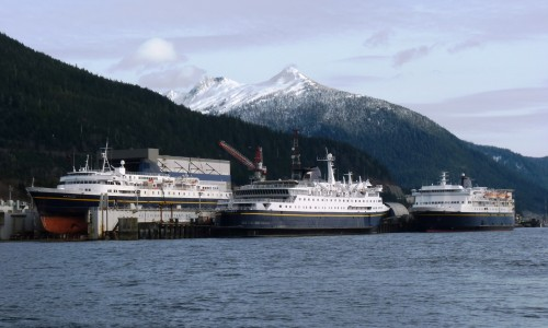 Late state budget delays fall-winter-spring ferry schedule