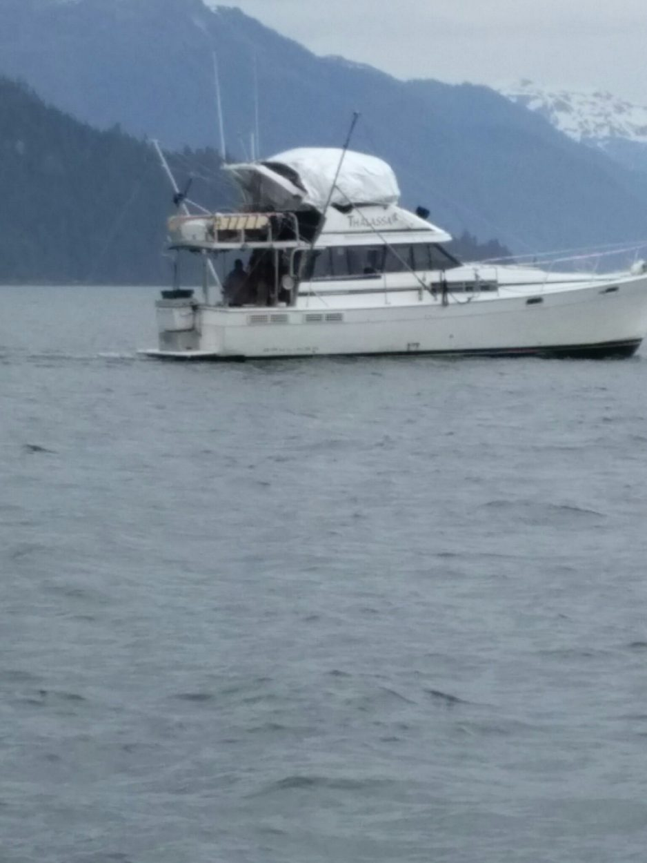 Search underway for overdue Wrangell boater