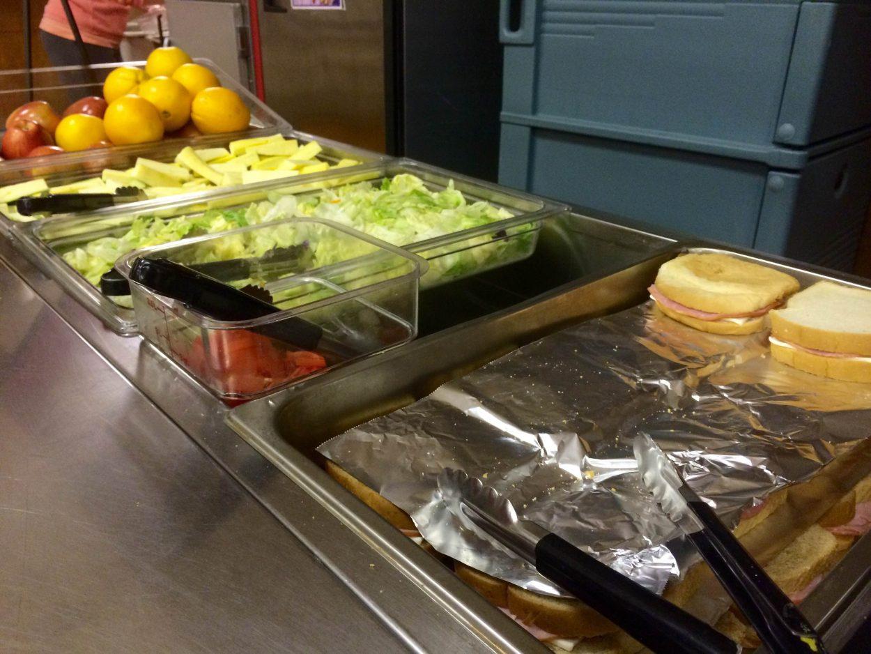 Wrangell schools try new lunch program