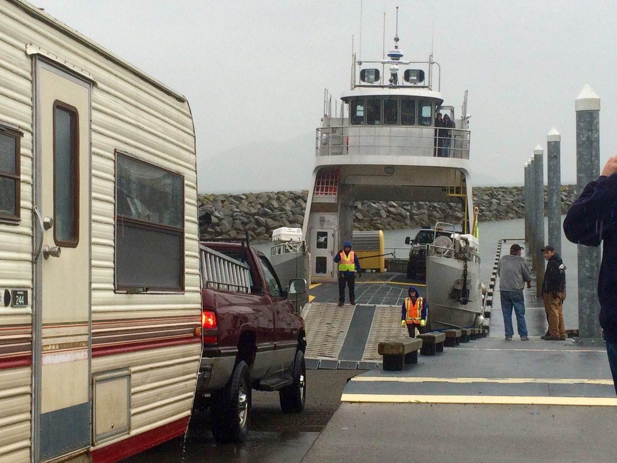 Rainforest Islands Ferry to Relaunch