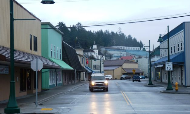 New Wrangell Borough manager has economic development focus