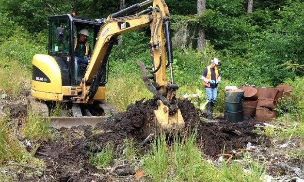 Forest Service could delay contaminated soil storage plan