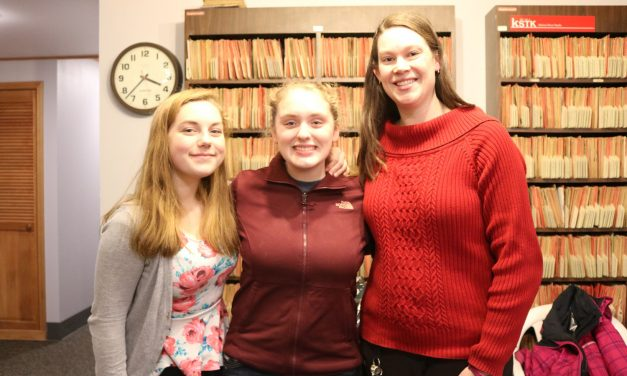 Freshman Robyn Booker is first from Wrangell to participate in All-State Music Festival in 13 years