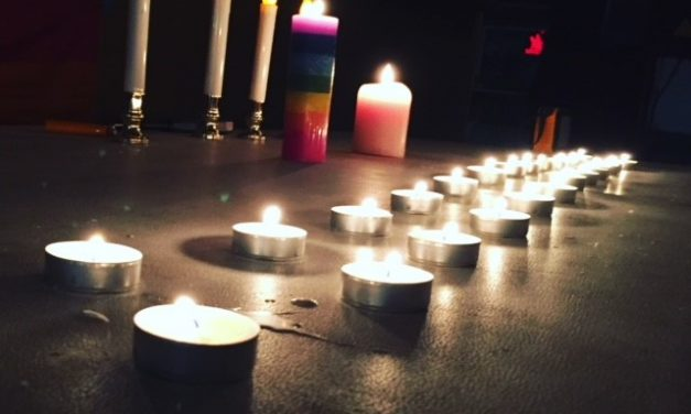 Wrangell group in solidarity with global transgender day of rememberance
