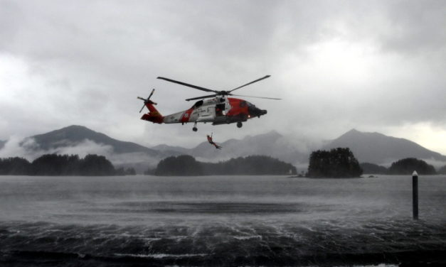 Coast Guard's VHF signal down for much of coastal Alaska