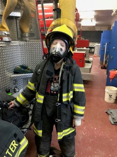Wrangell firefighters stairclimb for blood cancer research ...