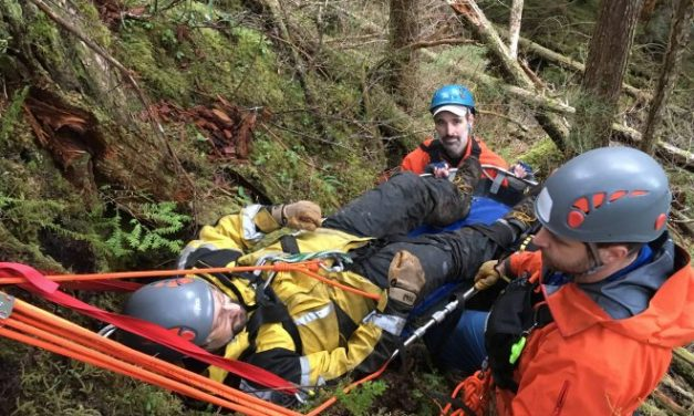 Sitka's rescue team passes accreditation test