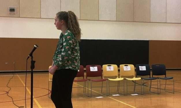 Ketchikan eighth-grader headed to national spelling bee