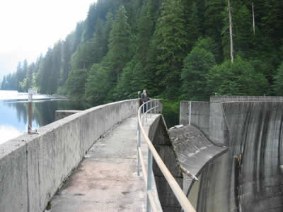 Ketchikan, Peterburg and Wrangell all low on hydropower