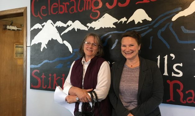 Talk on the Rock 012: Carol Rushmore and Marjy Wood on tourism in Wrangell