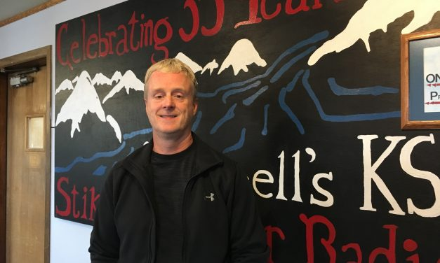 Talk on the Rock 017: Mike White on the Elks Lodge