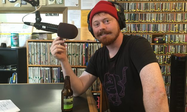 Talk on the Rock 018: Dan Rudy on four years of reporting in Wrangell