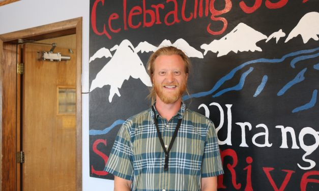 Talk on the Rock 020: Alaska Crossings with Mike Green