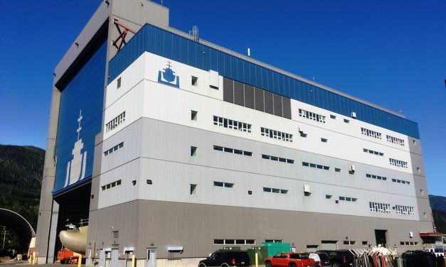 Vigor Alaska announces potential Ketchikan layoffs