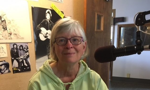 Talk On The Rock 021: Alice Rooney on Hospice
