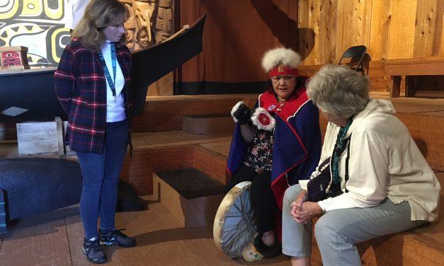 Wrangell's Tlingit Phrase of the Week