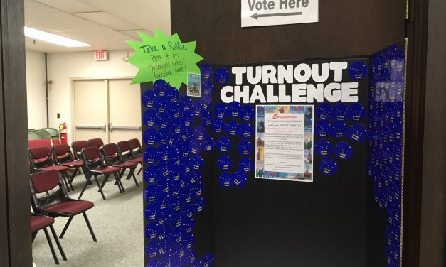 Wrangell elementary teachers, students leading voter turnout initiative