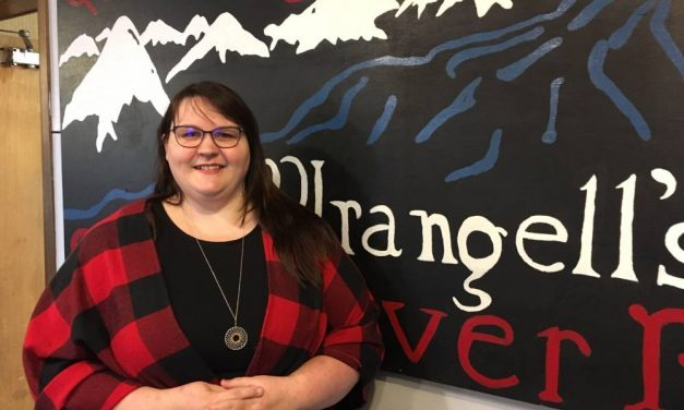 Talk on the Rock 037: Aleisha Mollen with Wrangell Public Schools