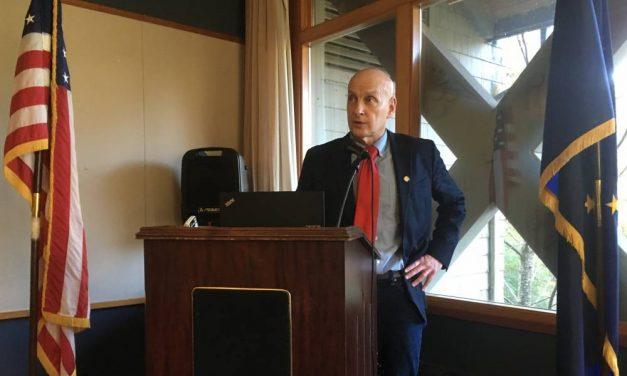 Ketchikan chamber audience opposes big cuts to state services