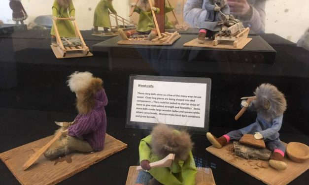 Wrangell's Nolan center hosting traveling doll collection