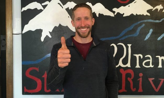 Talk on the Rock 58: Nick Howell on the Tongass Toughman Triathlon