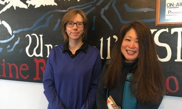 Talk on the Rock 57: Ruby McMurren on the Administration of Native Americans program