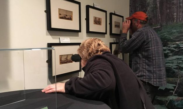 "First photos of Southeast on display in ""1868: Muybridge in Alaska"""
