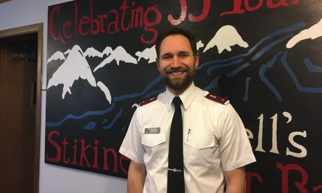 Talk on the Rock 80: Jon Tollerud with the Salvation Army