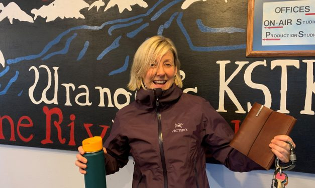 Talk on the Rock 82: Lucy Robinson on the winter workout challenge