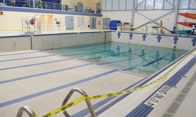 Leak may be located in Petersburg pool lighting