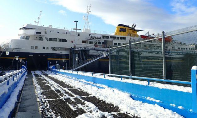 Alaska legislators begin push to restore ferry service